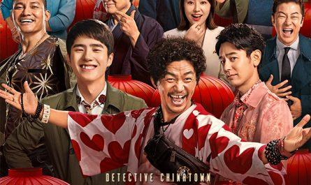 Detective Chinatown 3 (2021) แก๊งม่วนป่วนโตเกียว