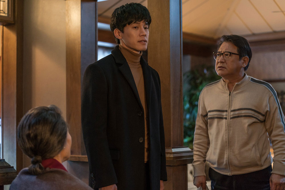 Intruder (2020) อย่าให้ยูจินเข้าบ้าน