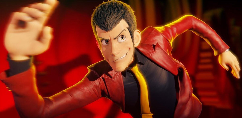 Lupin III: The First (2020) ลูแปงที่ 3 ฉกมหาสมบัติไดอารี่