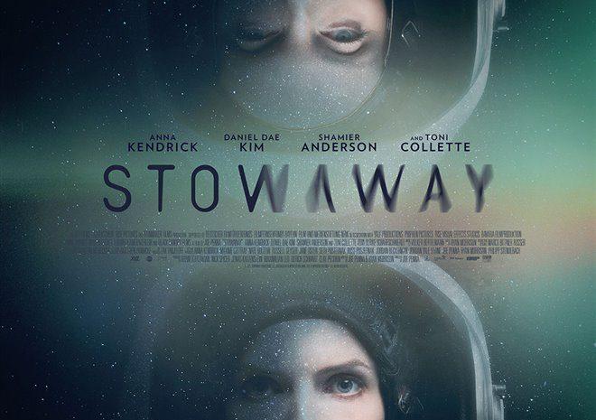 แนะนำหนังใหม่ Stowaway (2021)