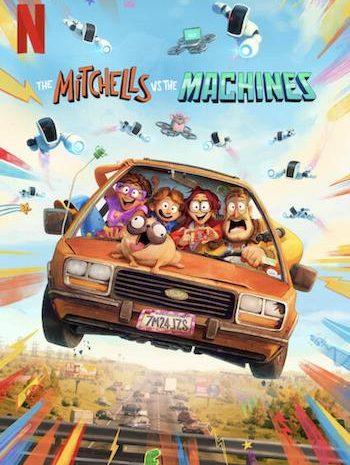 รีวิว The Mitchells vs. the Machines (2021)
